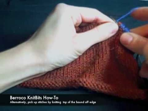 Knitting Picking Up Stitches Sleeves : 17 Best images about Knitting fixing mistakes on Pinterest Cable, Tutorials...