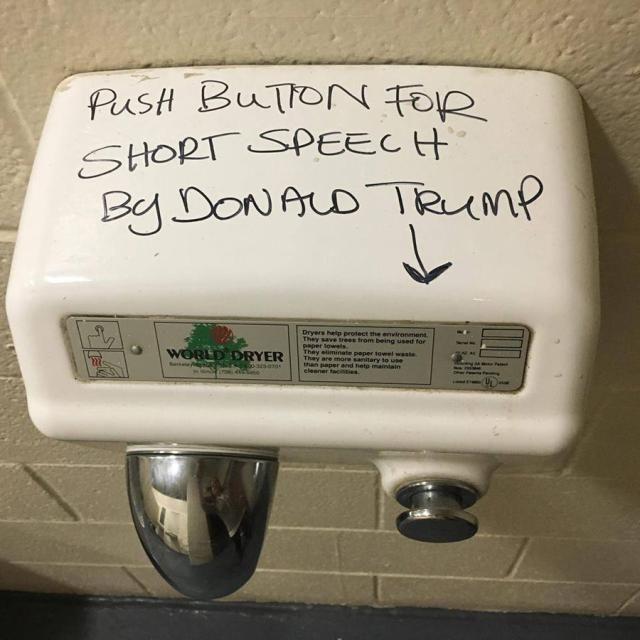 Funny Donald Trump Memes: Trump Speech