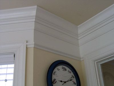 Luxury If you have a small crown molding and want to make it more substantial rather Beautiful - Simple square crown molding Unique