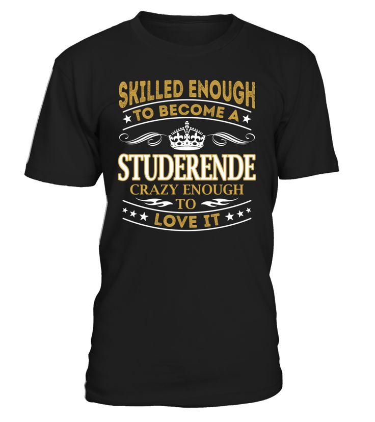 Studerende - Skilled Enough To Become #Studerende