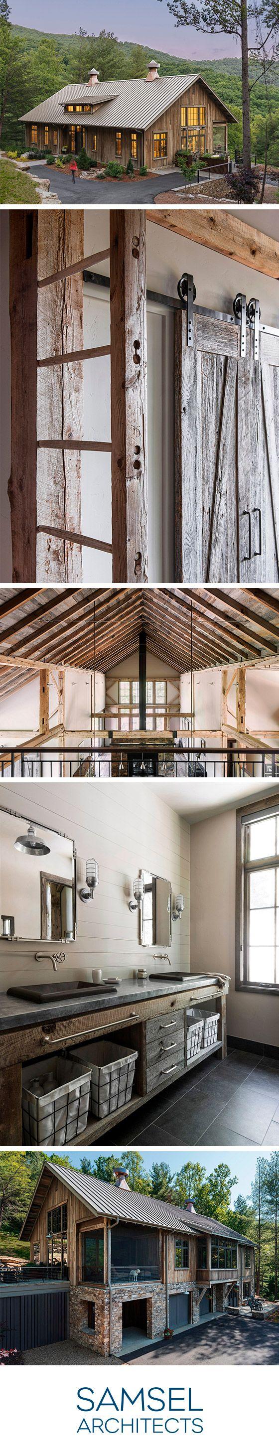 1648 besten Barn House Renovations Bilder auf Pinterest | Holzrahmen ...