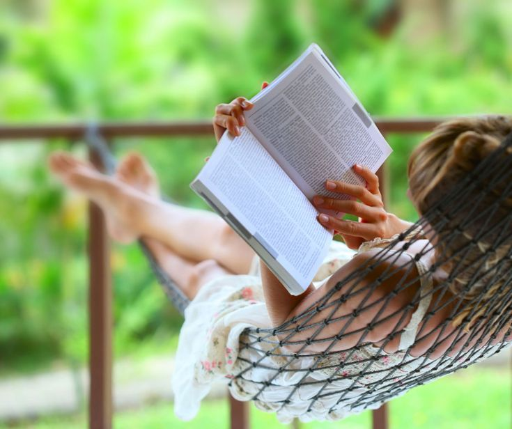 7 Reasons Why Reading is the Best Self Care #Positivity #OrangeLife