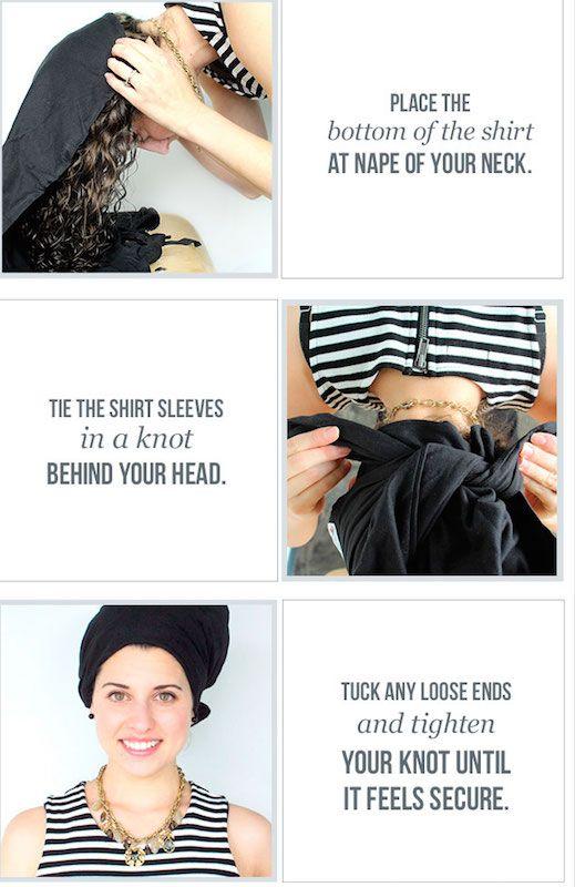 Plopping: cos'è? Una tecnica facilissima per capelli ricci o mossi per dire per sempre addio al crespo!
