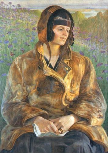Ellenai - Jacek Malczewski 1910
