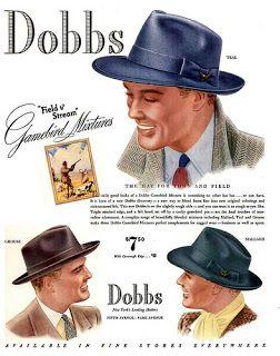 Retro deluxe: Att hitta vintagekläder är ett kärt besvär... Men besvärligare för herrar.