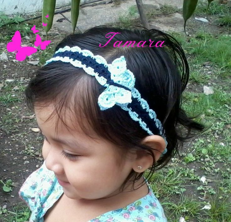 Diademas Tejidas En Crochet 10 Modelos De Diademas Tejidas Para Ni A Diy Headbands And Bows
