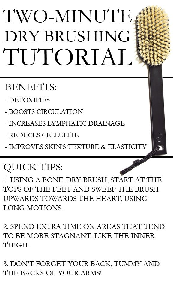 It's all about the dry brushing!