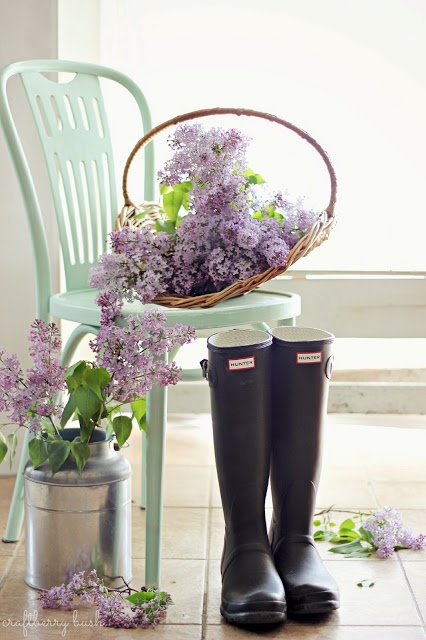 Craftberry Bush: A long weekend and some Lilacs