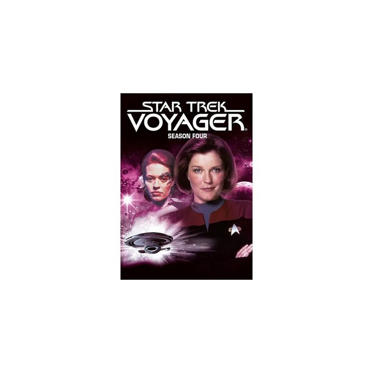 Star Trek: Voyager - Season Four (Dvd)