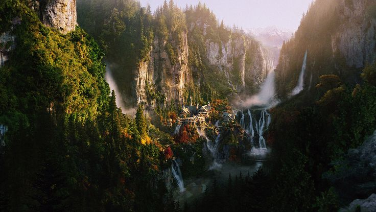 pictures elves   ... of the rings and the hobbit i have been haunted by the images of elves