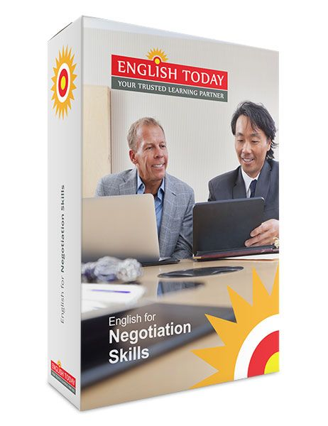 English for Negotiation  http://english-today-jakarta.com