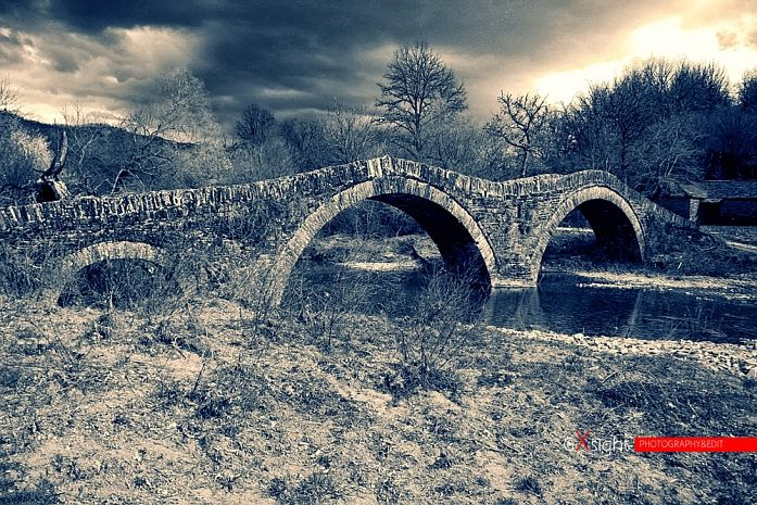 Forgotten Bridge, image by George Xourafas Archon Phot.