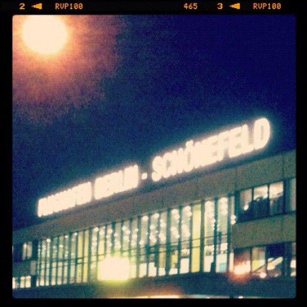 Berlin. A promising arrival !