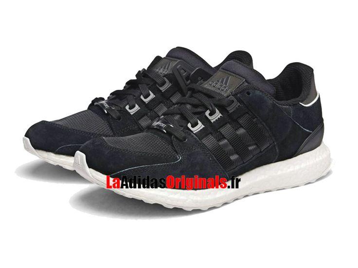 Adidas Equipment Support 9 - Chaussure Adidas Running Pas Cher Pour Homme/Femme Noir/Blanc BY9148-Boutique Adidas Originals de Running (FR) - LaAdidasOriginals.fr
