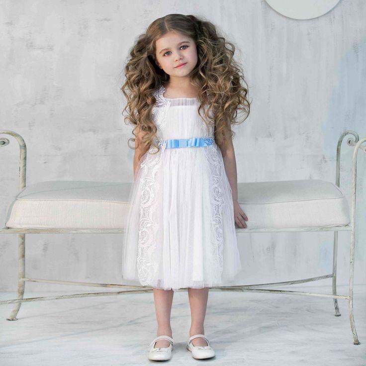 Image result for Little Flower Girl Look Like A Princess