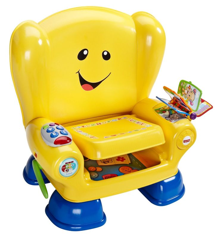 Fisher price laugh and learn smart stages chair in
