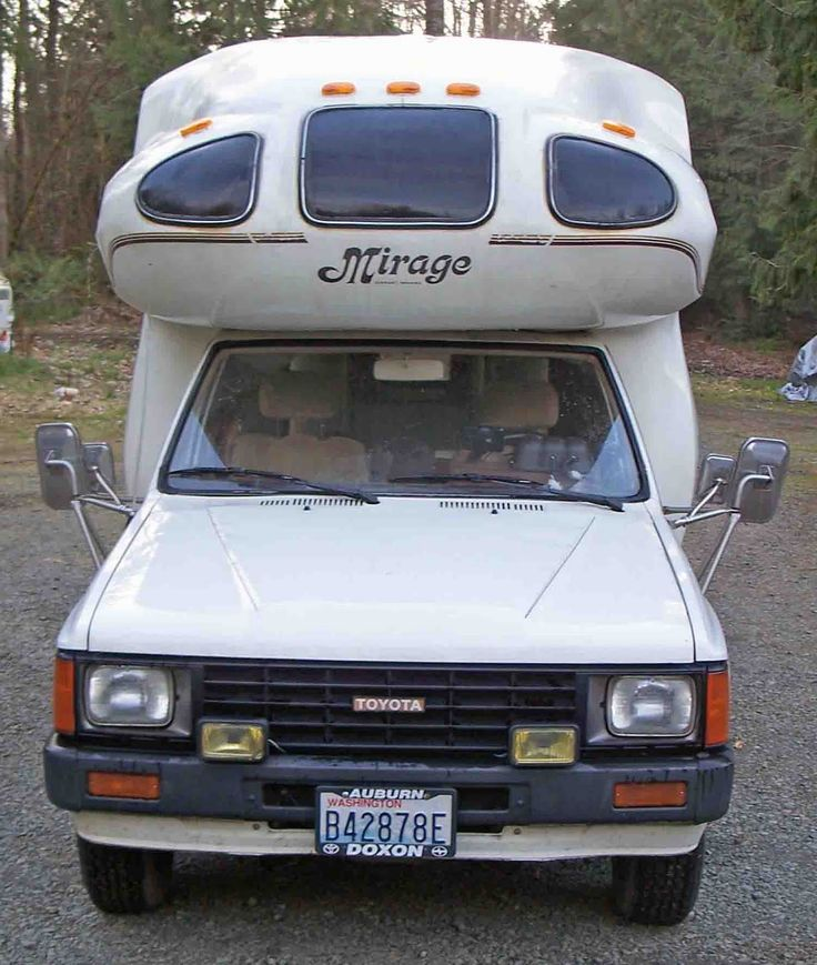 Toyota Camper Shells: 9 Best Want To Buy This Images On Pinterest