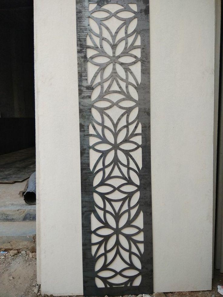 MS Jaali | Iron gate design, Door design