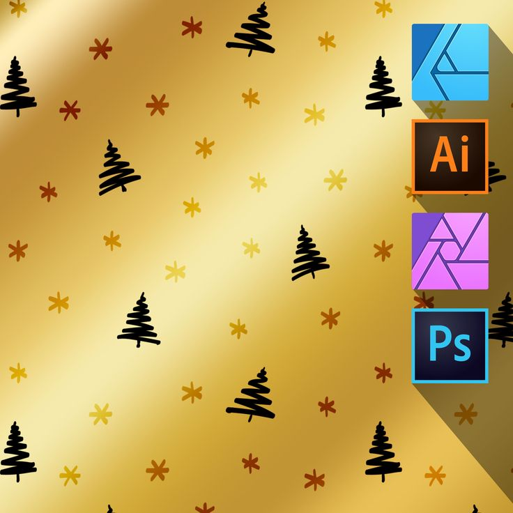 1200 tannenbaummuster zur weihnachtlichen illustration