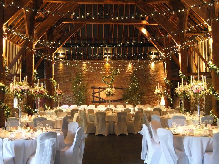 Wedding Venue Cooling Castle Barn
