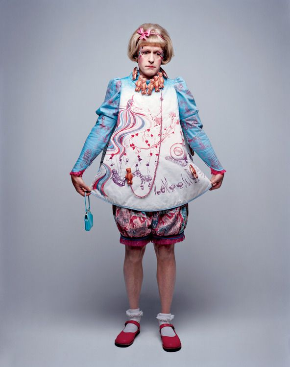 Grayson Perry More