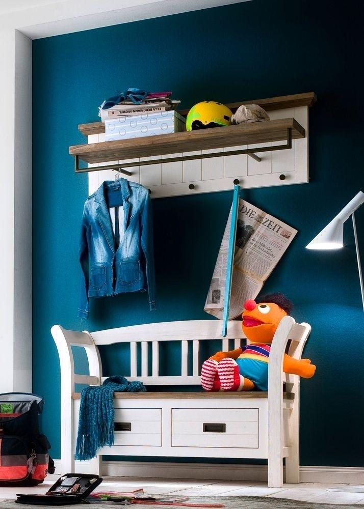 Garderobenmöbel Pinterest\'te | Garderobenschrank, Kleiderhaken ve ...