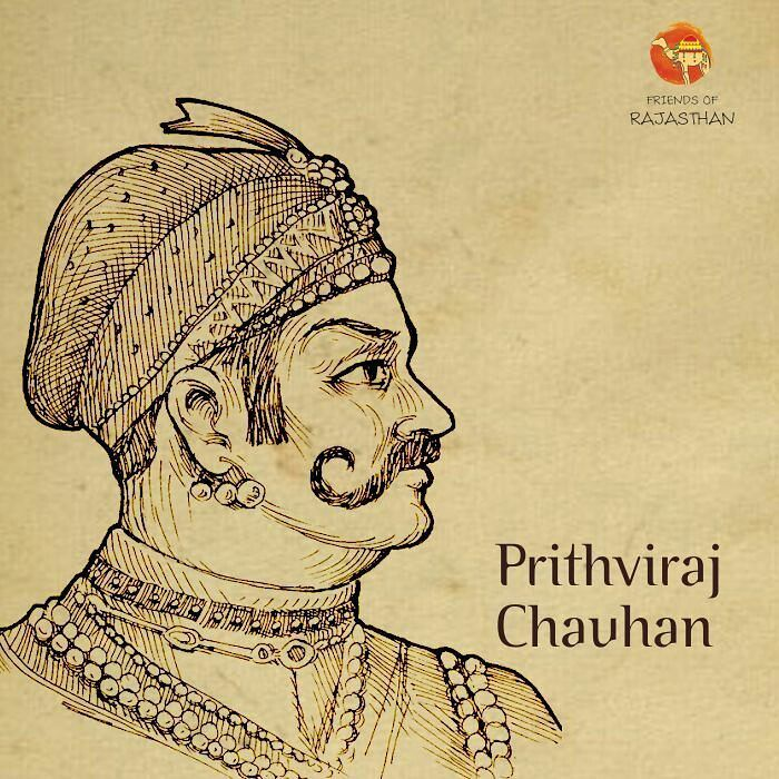 "2,546 Likes, 28 Comments - Rajputana Culture Of Rajasthan (@rajputanaculture) on Instagram: ""Prithviraj Chauhan"""