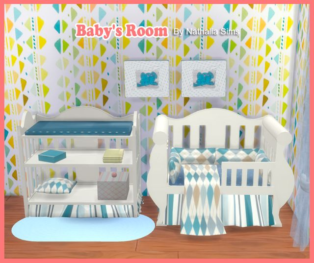 Baby's Room Conversion 2t4 | Nathalia Sims
