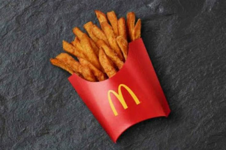 Total. Game changer. After years of providing some of the best french fries on the market, McDonald's has begun testing sweet potato fries at select locations in Amarillo, Texas. The company has sold these overseas for quite some time, but now they have made their way to the United States.