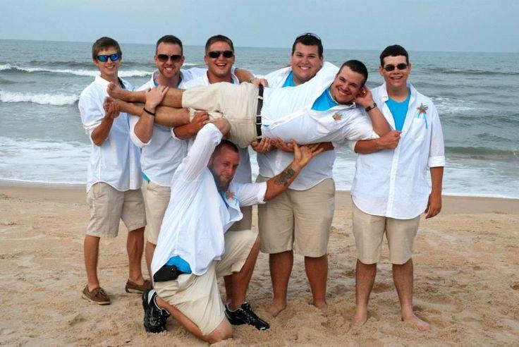 17 Best Images About Beach Wedding Bridesmaids Amp Groomsmen On Pinterest