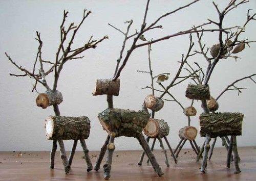 Rennes en bois à miniaturiser.