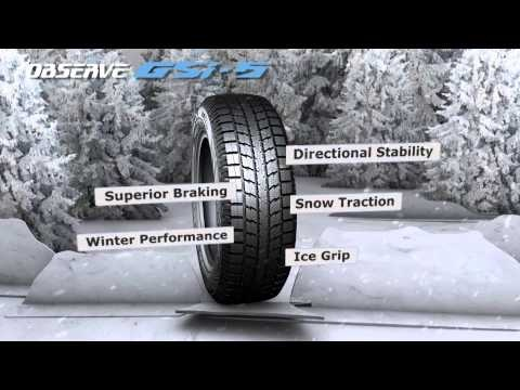Observe GSi5 Winter Tire Commercial