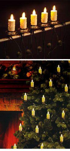 GKI Bethlehem Lighting Luminara Candle Light Set Bronze