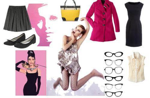 Gamine Waif Fashion