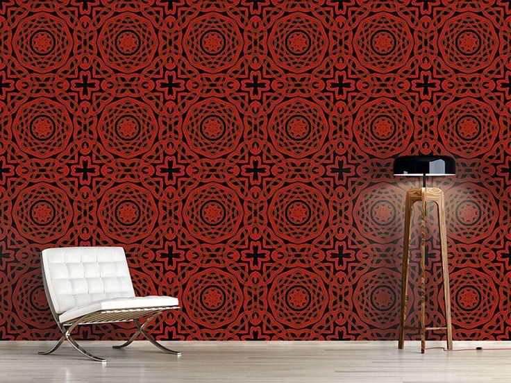 Orientalisches Design In Abgestuften Farben Verzaubern Sie Im Handumdrehen Ihre Wände
