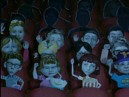angela anaconda...watched this before school every morning while i ate fruity pebbles in bed. every morning. no one remembers this show!!