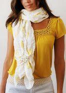 Bobble scarf or shawl tutorial