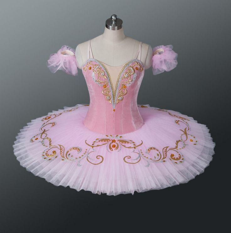 Professional Classical pink Ballet Tutu Sleeping Beauty Aurora Dance Costume | eBay