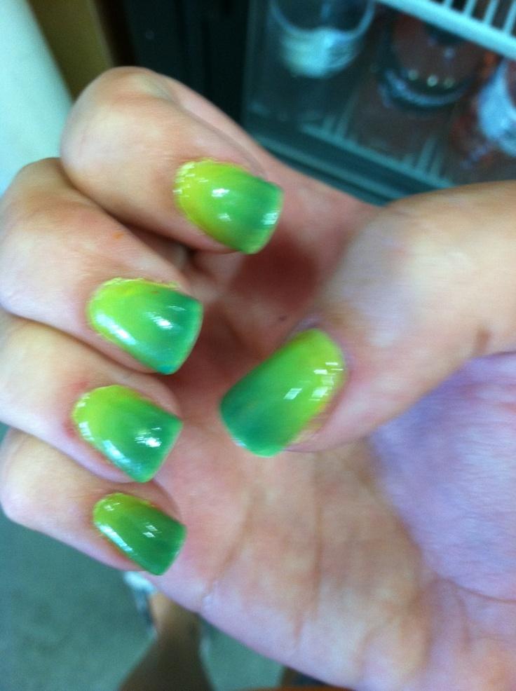 Mejores 21 imágenes de My Nails en Pinterest | Diseños para uñas ...