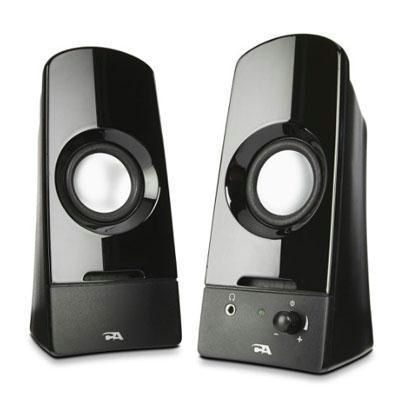 Sonic 3w 2.0 Powered Speaker Sys