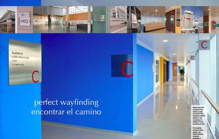 Neabranding realiza el Signage y el Wayfinding del Hospital de Burgos.