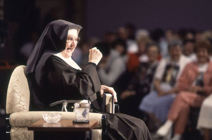 20 Memorable One-Liners From Mother Angelica - Books - Aleteia.org – Worldwide Catholic Network Sharing Faith Resources for those seeking Truth – Aleteia.org