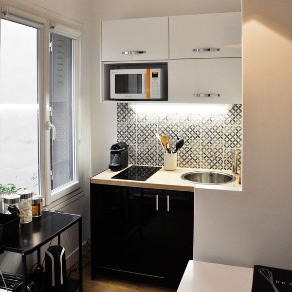 Idee amenagement petite cuisine maison design for Idee d amenagement cuisine
