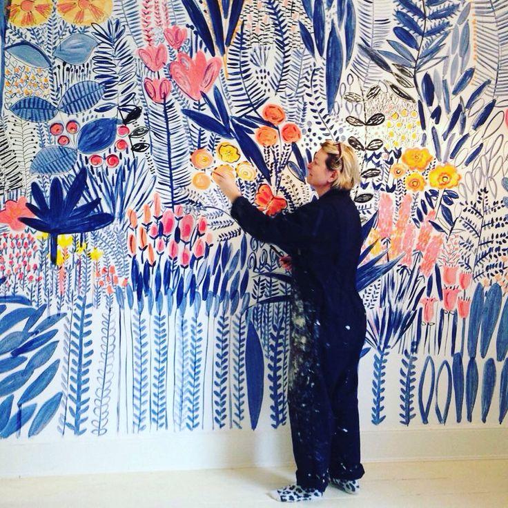 Best 25+ Mural painting ideas on Pinterest   Mural art ...