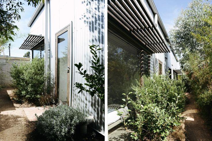 Shading - Barny in Bank Street | Nest Architects 2014