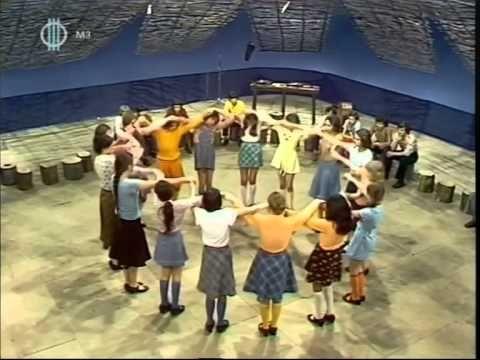 Aprók tánca (1976) - 6 Dél-dunántúli táncok