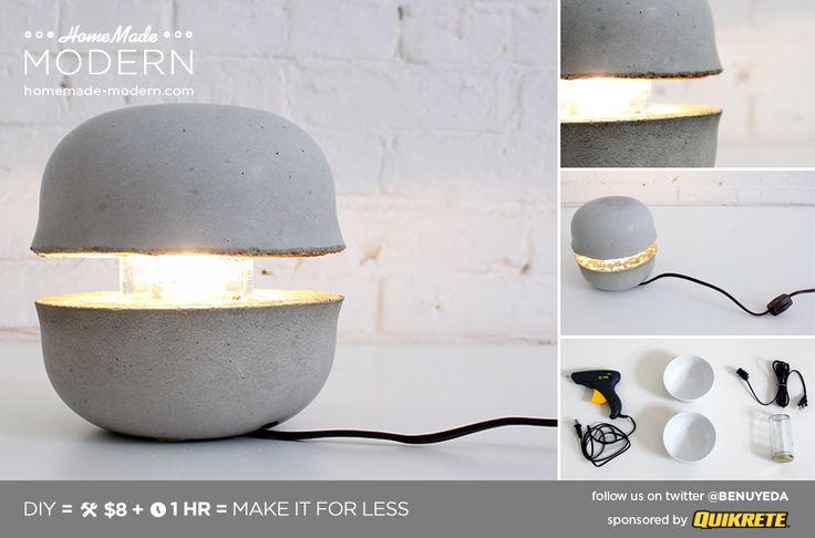 Moderne Tischlampe