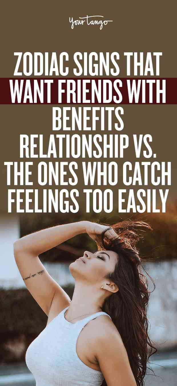 Zodiac Signs Who Just Want Friends With Benefits Vs  The Ones Who