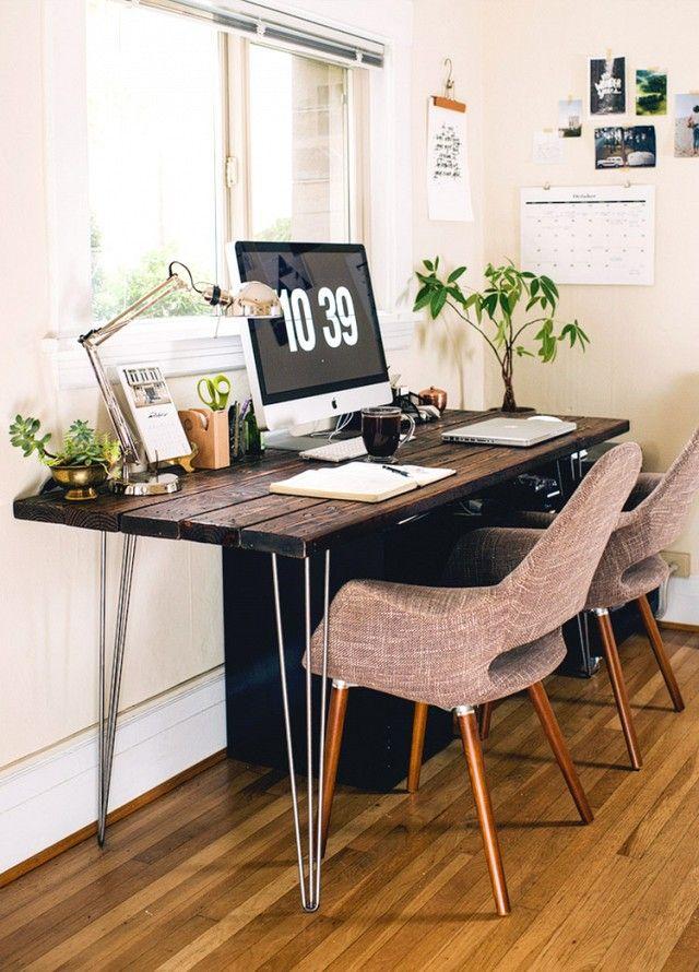 Un bureau pour deux – Buk & Nola