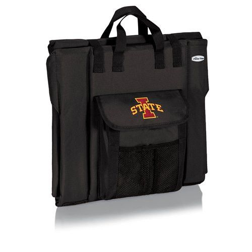 Iowa State University Portable Stadium Seat w/Digital Print